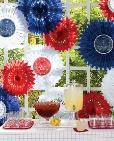 Tissue paper decorations- how to