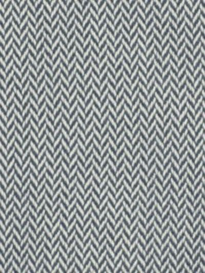 blue herringbone fabric / For the home - Juxtapost