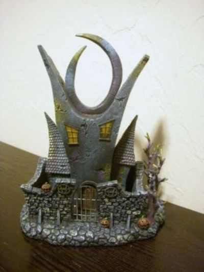 Nightmare Before Christmas Houses.Twisted Horn House From Nightmare Before Christmas Hawthorne