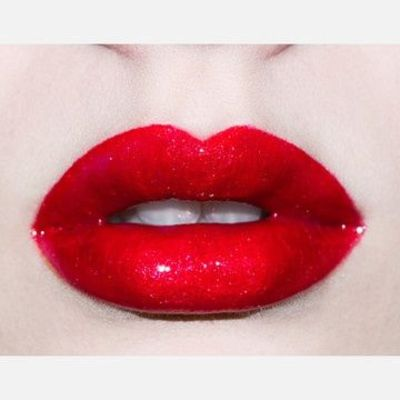 Lip Gloss in Cherry On Top by Lime Crime