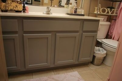 Bathroom Vanity Paint Ideas how to paint a bathroom vanity – laptoptablets
