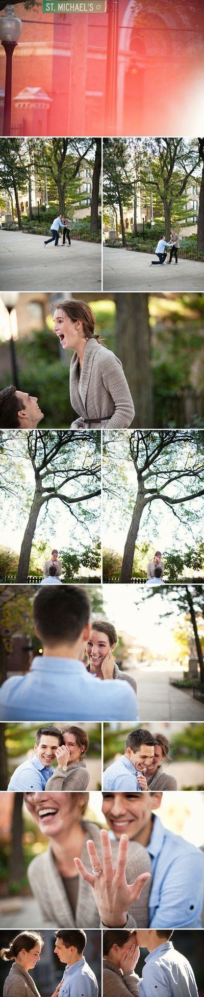 Reasons to hire a photographer for the proposal....