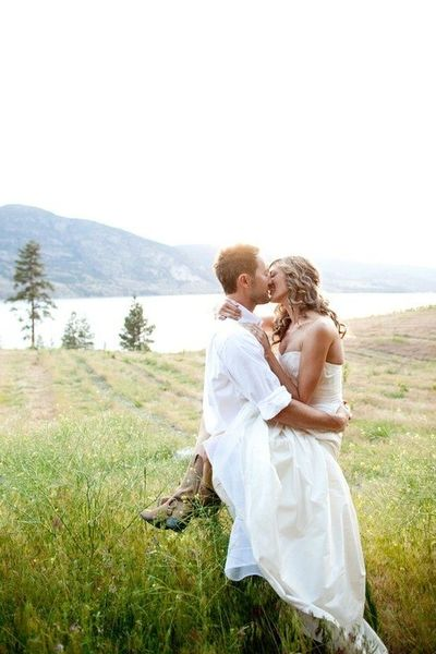 Cute Country Couple Wedding Ideas