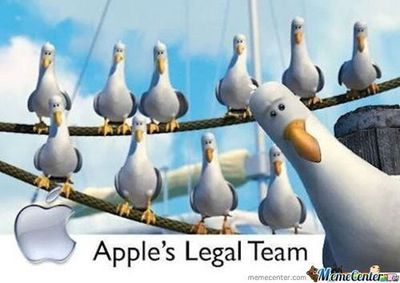 Funny Apple Meme : Apple's legal team 15 funny apple memes internet memes juxtapost