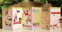 baby accordian album...super cute idea!