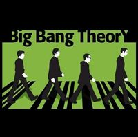 Los Robles Road. The Big Bang Theory