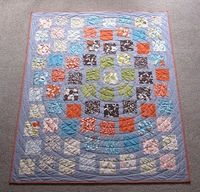 love the circular quilting