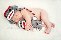 Sock Monkey Hug