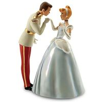 WDCC ''A Royal Introduction'' Prince and Cinderella Figurine