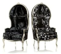 Gothic Canopy Chairs