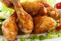 Chicken legs can be prepared in great variety of delicious ways.