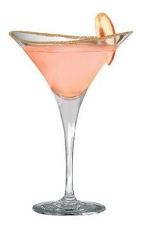 """Rose Colored Glasses:"" Absolut Wild Tea, rose water, simple syrup, lemon juice, and ground cardamom. How could it go wrong?"