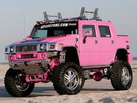 My kinda Hummer!! yes megan needs this