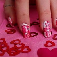 How to Do Valentines Day Nails