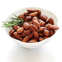 Snacks Under 150 Calories | Rosemary Roasted Almonds | CookingLight.com