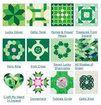 Friday Freebie: Irish Quilt Block Patterns | McCall's Quilting Blog