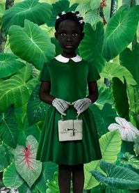 World 19 by Ruud Van Empel, 2006