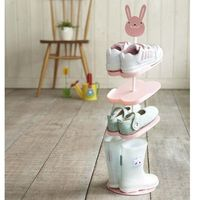 Kid's Shoe Rack!