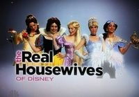 the Real Housewives of Disney #SNL