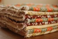 Blissfully Content: Make Your Own Everyday Dish Cloths