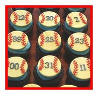 for my future son's baseball parties. yes, he will play baseball.