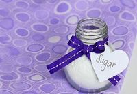 Make your own sugar free powdered sugar