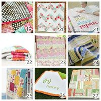 19 to 27 of 36 Gorgeous Free Quilt Patternsorials