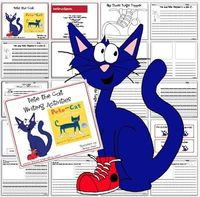 Pete the Cat Writing Activities- Freebie!