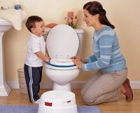 food coloring potty-training-tip