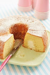 Twinkie Bundt Cake by Sweetapolita! Now I can have unlimited Twinkies!