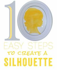 silhouette how-to