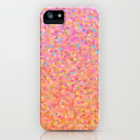 Cotton Candy Sky iphone case on Society6