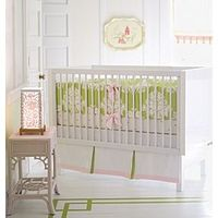Pretty Girl Crib Bedding Collection.
