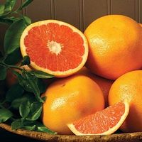 Texas Grapefruit - a healthy choice! In addition to being juicy and sweet, our Texas Grapefruit are full of vitamins, minerals and disease fighting nutrients.