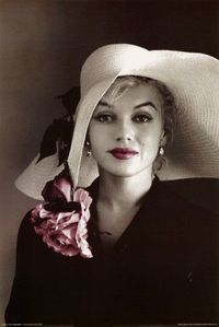 Marilyn's Easter hat