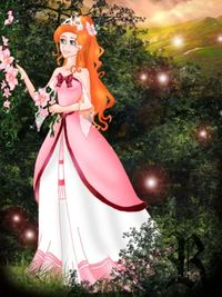 The princess Giselle by ~rebenke
