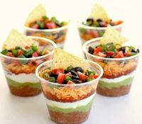 Taco Cupcakes...I LOVE THESE!!!