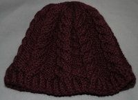 Teen/Women's Cabled Hat
