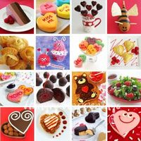 How to Make Valentine's Day Recipes for Kids