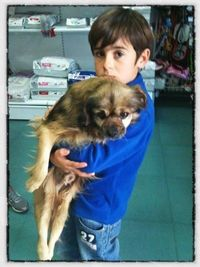 Eight year old kid rescues a paralyzed dog.. LET'S HELP HIM!!! | MyLetsAdopt!