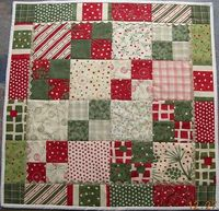 09 Christmas table topper by JasonsMum, via Flickr