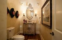 Holiday Home - traditional - bathroom - charlotte - Kelly Cruz Interiors