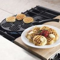 Nordic Ware Silver Dollar Waffle Griddle, 01930