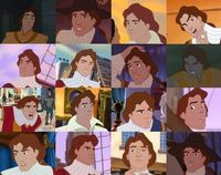 The Many Faces of John Rolfe