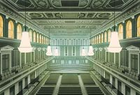 Vienna from Eoin Ryan's collection of Auditorium illustrations