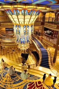 Entry on Disney Dream Cruise!!