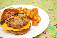 Oklahoma Fried Onion Burgers: These burgers have caramelized onions formed right into the patty, making it especially delicious, f...[read more at Food Frenzy]