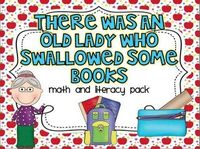 Live, Love, Laugh Everyday in Kindergarten: There Was An Old Lady Who Swallowed....
