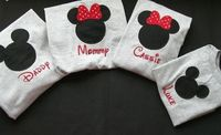 shirts for Disney