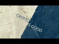 Privacy, protect yours! Crypto is your friend. Watch this video. Then act!